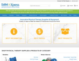 promedproducts.com screenshot