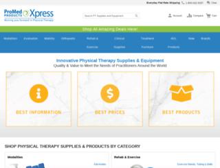 promedxpress.com screenshot