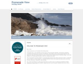promenadeview.co.uk screenshot
