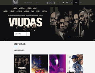 prometheuslapelicula.es screenshot