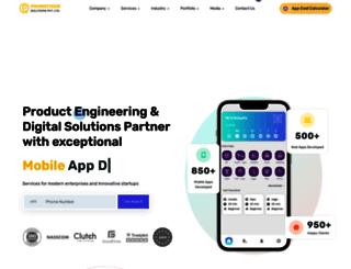 prometteursolutions.com screenshot