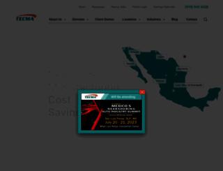 promexico.com screenshot