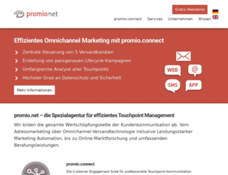 promio.net screenshot