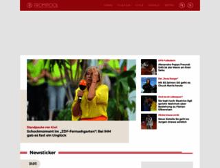 promipool.de screenshot
