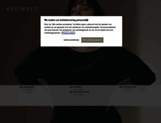 promiss.nl screenshot