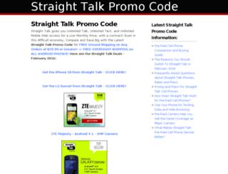 promo-code-deals.com screenshot