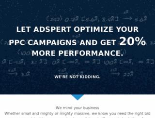 promo.adspert.net screenshot