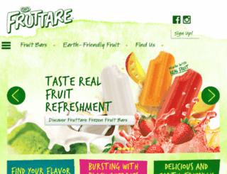 promo.fruttarefruitbars.com screenshot