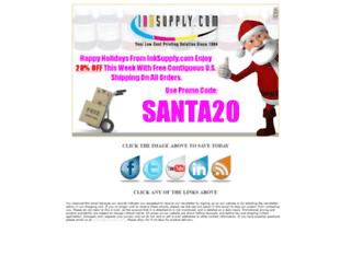 promo.inksupply.com screenshot