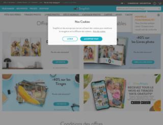 promo.snapfish.fr screenshot