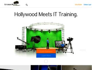 promo.stormwind.com screenshot