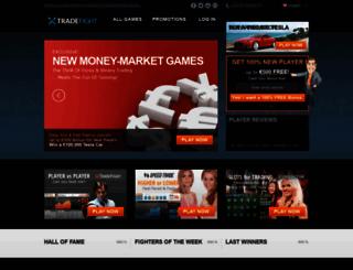 promo.tradefight.com screenshot