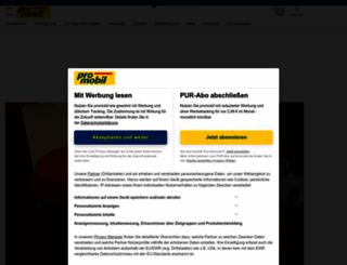 promobil.de screenshot