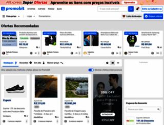 promobit.com.br screenshot