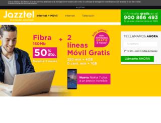 promociones-jazztel-online.es screenshot