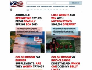 promocode-2010.com screenshot