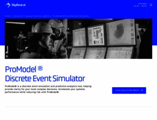 promodel.com screenshot
