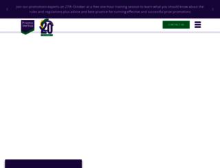 promoentries.com screenshot