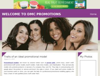 promogirlssydney.bravesites.com screenshot