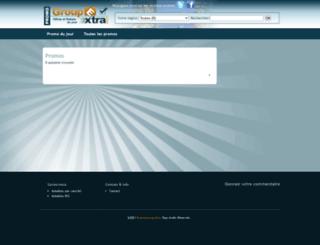 promogroupextra.com screenshot