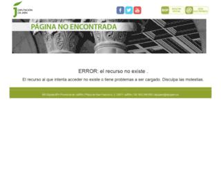 promojaen.es screenshot