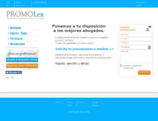 promolex.com screenshot