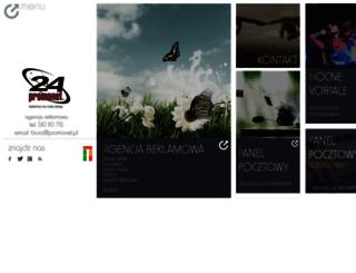 promonet.pl screenshot