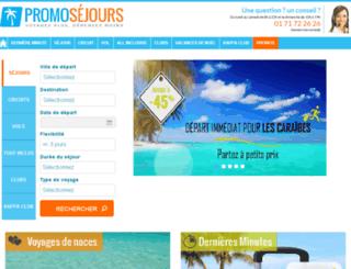 promosejours-resa.orchestra-platform.com screenshot