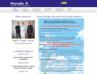promotio.com screenshot