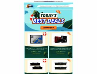 promotions.newegg.ca screenshot