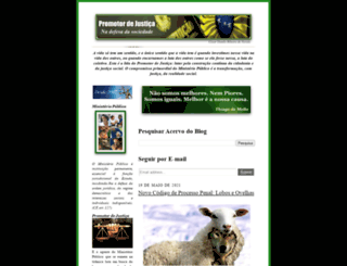 promotordejustica.blogspot.com.br screenshot