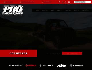 promotorsportsiowa.net screenshot