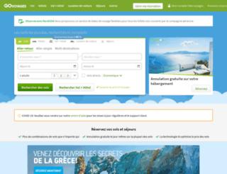 promovacances4.travelagency.travel screenshot