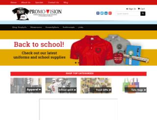 promovisiononline.com screenshot