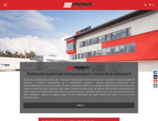 promus.katowice.pl screenshot