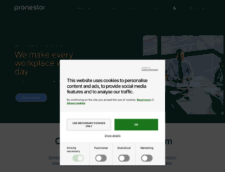 pronestor.com screenshot