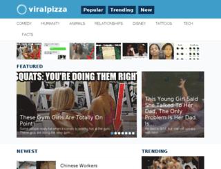 proof-that.viralpizza.me screenshot