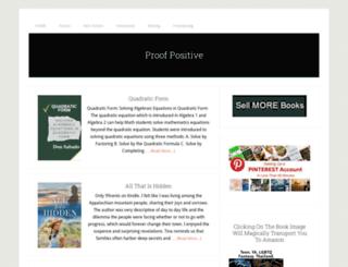 proofpositive.com screenshot