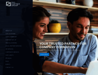 propartnergroup.com screenshot
