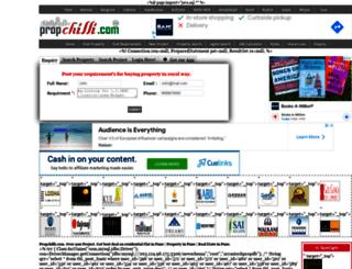 propchilli.com screenshot