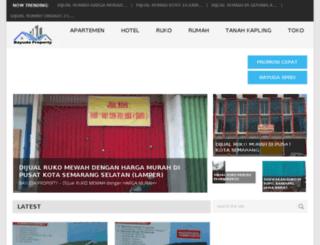properti.bayudagroup.com screenshot