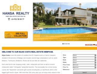 properties-immobilien-calahonda-mijas-cabopino.com screenshot