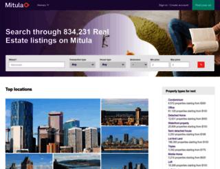 properties.mitula.ca screenshot