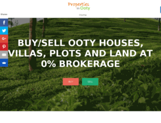 propertiesinooty.com screenshot