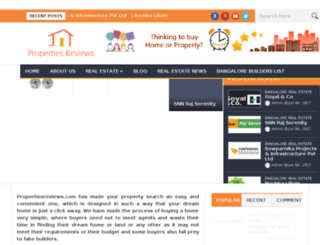 propertiesreviews.com screenshot