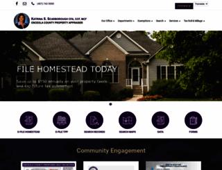 property-appraiser.org screenshot