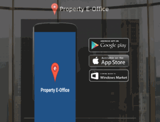 property-eoffice.com screenshot