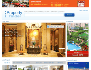property-finder.hk screenshot