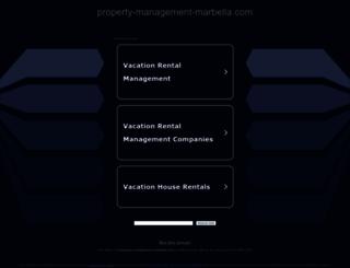 property-management-marbella.com screenshot