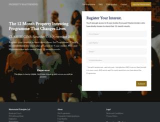 property-mastermind.com screenshot